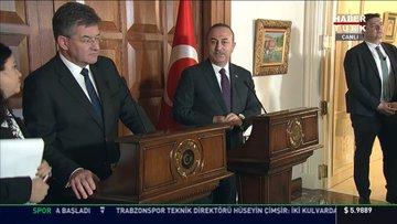 Çavuşoğlu: Rusya'dan bir heyet yarın Türkiye'ye geliyor