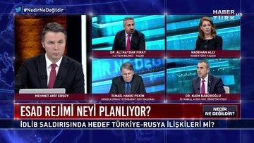 Nedir Ne Değildir - 6 Şubat 2020 (İdlib saldırısında hedef Türkiye - Rusya ilişkileri mi?)