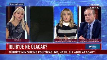 Para Gündem - 7 Şubat 2020 (Türkiye'nin Suriye politikası ne, nasıl bir adım atacak? )