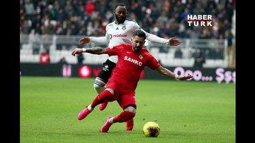 Beşiktaş: 3 - Gaziantep FK: 0 | MAÇ SONUCU