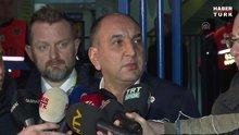 Semih Özsoy: Hakeme kızmamak lazım, ona verilen görevi yerine getirdi