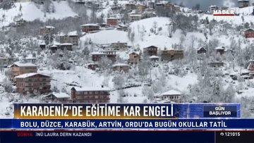 Kar tatili haberleri peş peşe geliyor!