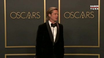 Brad Pitt'ten Donald Trump'a gönderme