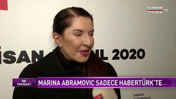 Ne Yapsak - 9 Şubat 2020 (Marina Abramovic, 'Aşk Tesadüfleri Sever 2' ekibi, Francesca Lombardo)