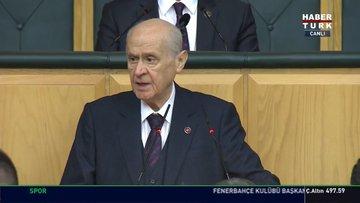 MHP lideri Bahçeli: Şam'a girmek gözden geçirilmeli