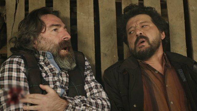 Ramo, Hasan'ı kurtarıyor!