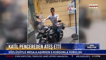 Beyoğlu'nda silahlı saldırı: 1 ölü!
