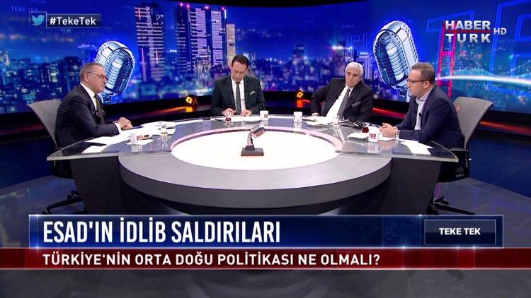 Teke Tek - 11 Şubat 2020 (Türkiye'nin Ortadoğu politikası ne olmalı?)