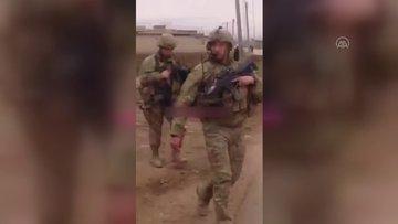 ABD, Suriye'de 1 rejim askerini öldürdü!