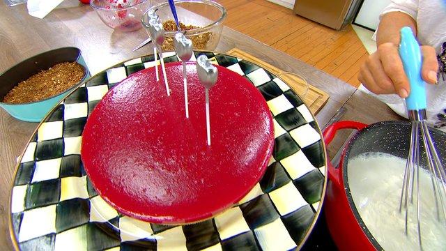 İrmikli Aşk Pastası