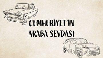 Cumhuriyet'in Araba Sevdası (Animasyon)