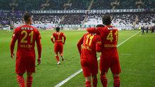 Konyaspor: 1 - Göztepe: 3 |  MAÇ SONUCU ve MAÇ ÖZETİ