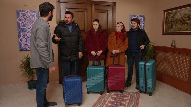 Kadıoğlu kardeşler Mollaoğlu evine sığınıyor!