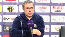 Ersun Yanal: Derbide çok farklı bir Fenerbahçe olacak