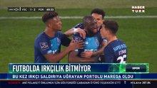 Futbolda ırkçılık bitmiyor