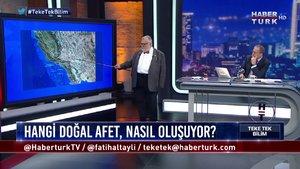 Teke Tek Bilim - 16 Şubat 2020 (Hangi doğal afet nasıl oluşuyor; Türkiye'de riskli bölgeler neresi?)
