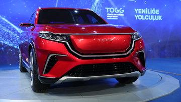 Yerli otomobilin sanal testleri başladı. TOGG yerli otomobile dair yeni bilgiler paylaştı | Video