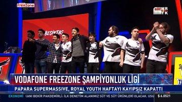 Vodafone freezone şampiyonluk ligi