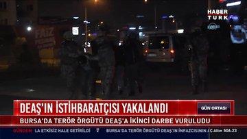 DEAŞ'ın istihbaratçısı yakalandı