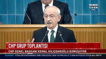 CHP lideri Kılıçdaroğlu'ndan ekonomi eleştirisi