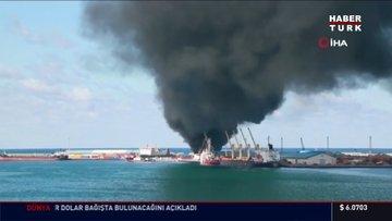 Trablus Limanı'na saldırı