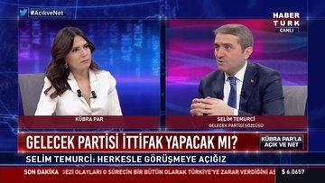 Gelecek Partisi Sözcüsü Temurci, Babacan oluşumuyla aralarındaki farkı açıkladı