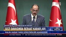 Gezi davasında beraat kararları