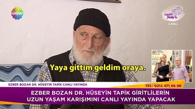 Türkiye'nin en uzun yaşayan insanları bu köyde!