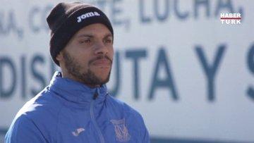 Barcelona, özel izinle Danimarkalı forvet Martin Braithwaite'i transfer etti