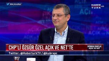Açık ve Net - Gezi Parkı davasındaki kararlara CHP ne diyor? Özgür Özel anlatıyor (19 Şubat 2020)