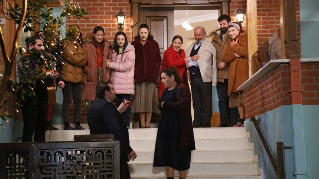 5 dakikada Kuzey Yıldızı İlk Aşk'ın 21. Bölümü