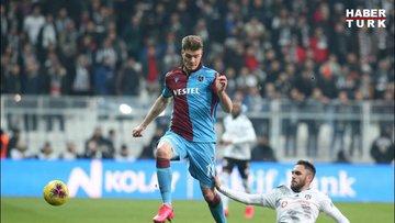 Beşiktaş - Trabzonspor maçından görüntüler! MAÇ SONUCU Beşiktaş: 2 - Trabzonspor: 2