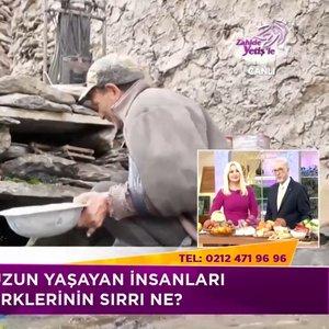 Hunza Türkleri ortalama 120 yıl yaşıyor!