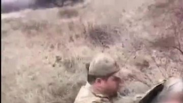 Kayalıklara düşerek yaralanan yaşlı kadını Mehmetçik buldu