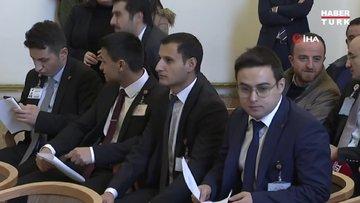 """Türkiye Büyük Millet Meclisi'nin """"sır katipleri"""" stenograf yardımcıları yemin etti"""