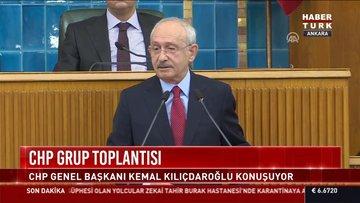 CHP lideri Kemal Kılıçdaroğlu'ndan açıklamalar
