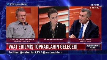 Türkiye'nin Nabzı - 24 Şubat 2020 (Küresel güçlerin Ortadoğu'daki asıl hedefi ne?)