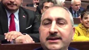 Adalet Bakanı Gül: Yargıya, hukuka saygılı olmak zorundasınız