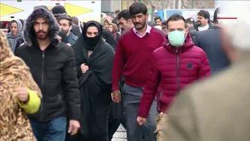 İran'da yeni koronavirüs vakaları ve ölümler!