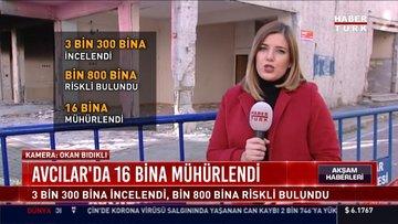 İstanbul'daki riskli binalar