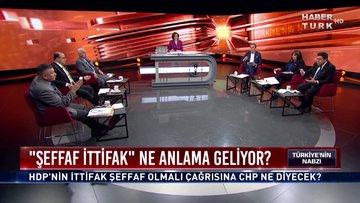 Türkiye'nin Nabzı - 26 Şubat 2020 (Siyasette ittifak tartışması: Şeffaf ittifak ne anlama geliyor?)