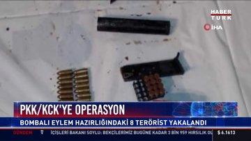 PKK/KCK'ye operasyon