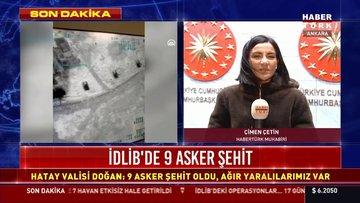 Beştepe'de İdlib zirvesi