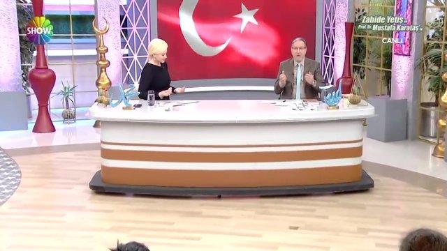 Mustafa Karataş'tan şehitlerimiz için dua!