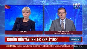 Bülent Aydemir: ABD uçak gemisi Doğu Akdeniz'e yöneldi