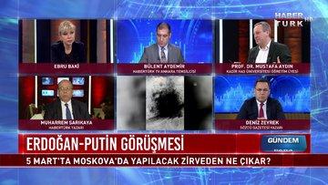 Para Gündem - 2 Mart 2020 (Erdoğan-Putin zirvesinde İdlib için çözüm bulunur mu?)