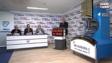 On Numara sonuçları 2 Mart 2020 - MPİ On Numara çekiliş sonucu
