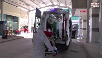 Konya'da Afganlı 1 kişi 'koronavirüs' şüphesiyle karantinaya alındı