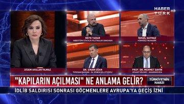 Türkiye'nin Nabzı - 2 Mart 2020 (Göçmenlere kapıları açarak Avrupa'ya hangi mesaj verildi?)