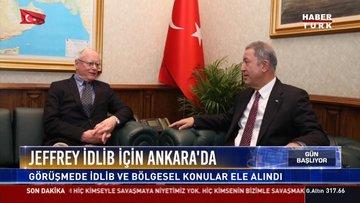 Jeffrey İdlib için Ankara'da